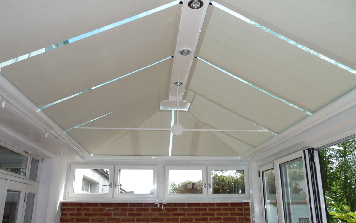 Conservatory Blinds Roof Roller Blinds Sutton Coldfield