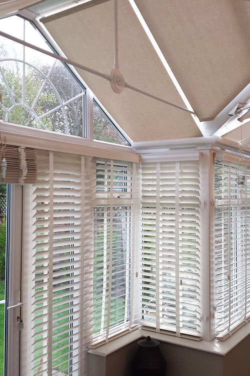 Conservatory Blinds Window Blinds Conservatory Roof Blinds